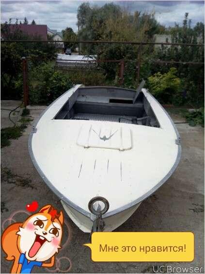 Лодка Прогресс-4 (без мотора)