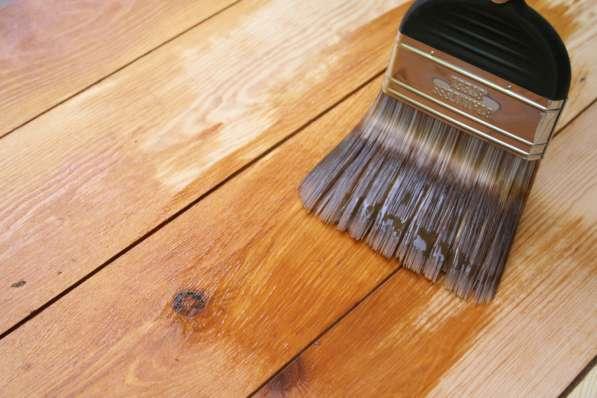 Масло для обработки деревянных конструкций