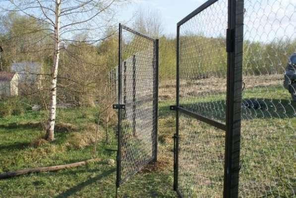 Ворота и калитки в Вологде