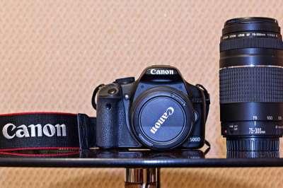 фотоаппарат Canon Canon EOS 500D