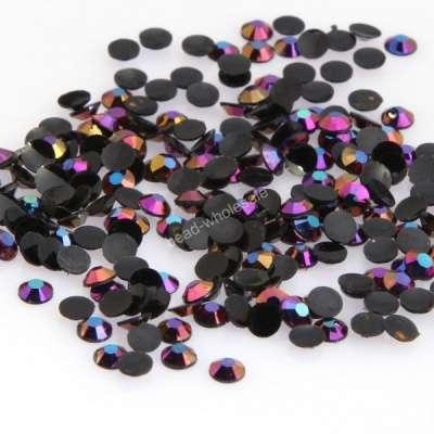 Стразы пластик для дизайна ногтей