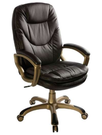 868 кресло цвет кофе