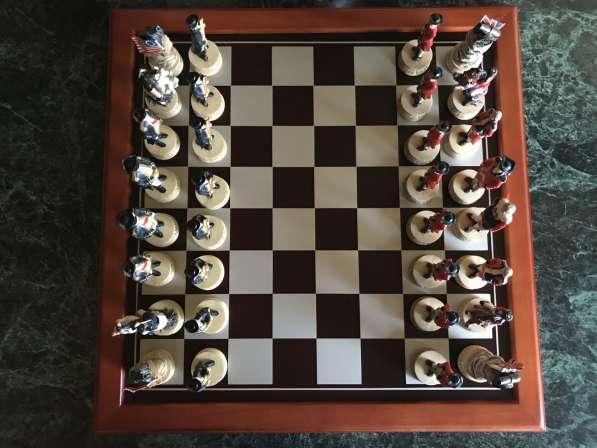 Продаю оригинальные шахматы. Лучший подарок! в Нижнем Новгороде фото 3