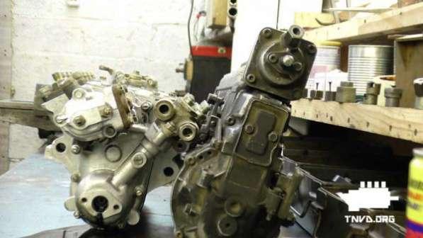Топливная аппаратура дизелей, ТНВД, ремонт и регулировка