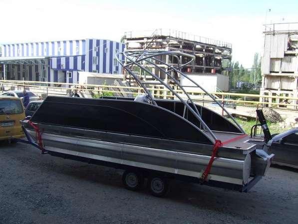 Продам Катер тримаран с тауэром для вейкборда в Саратове фото 4