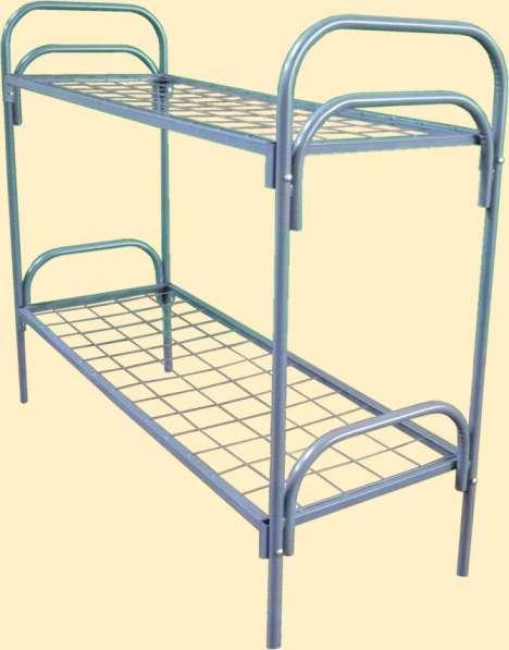 Металлические кровати для лагерей, рабочих, хостелов в Петрозаводске фото 8