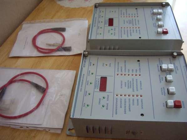 БУК-МП-01 устройство управления котлами