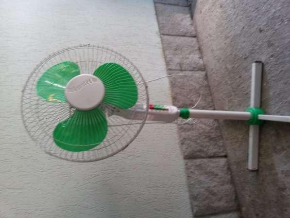Продам вентиляторы напольные -3 штуки