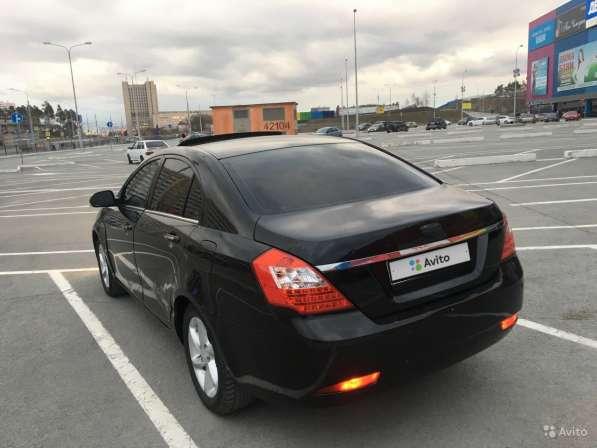 Geely, Emgrand EC7, продажа в Екатеринбурге в Екатеринбурге фото 18