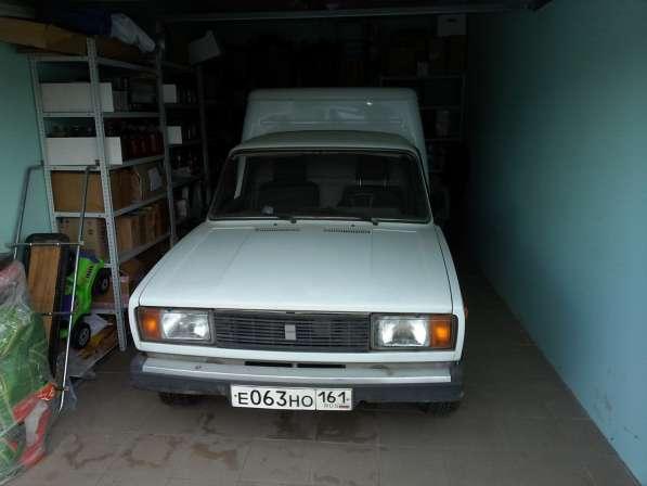 Авто ИЖ 27175