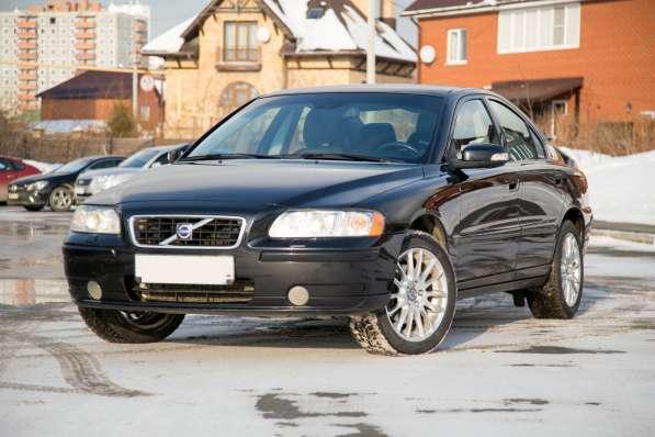 Volvo S60 в Максимальной комплектации!