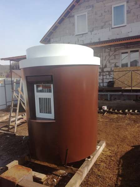 Изготовлю киоск кофейный стакан в Красноярске фото 6