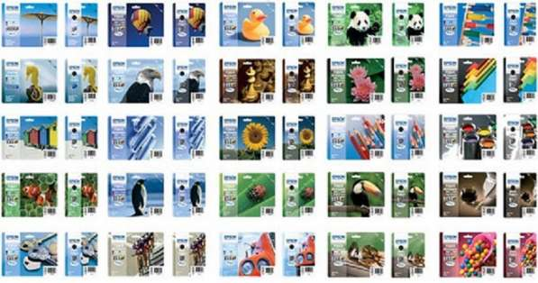 Оригинальные картриджи HP, Epson,Canon,Brother. Опт, розница