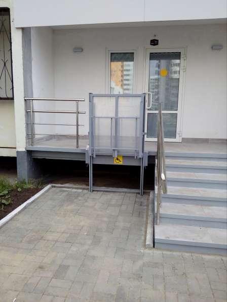 """Вертикальный подъемник для инвалидов, """"пту 001"""" в Челябинске фото 8"""