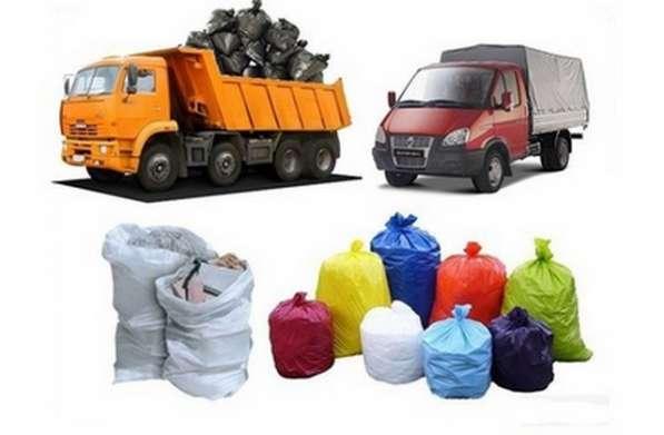 Уборка территории, вывоз мусора