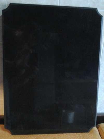 Портретная плитка гранитная 30х40х1 см