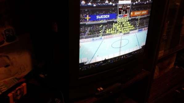SEGA Mega Drive 2 -Игровая приставка +30 Картриджей в 1лоте! в Москве фото 3
