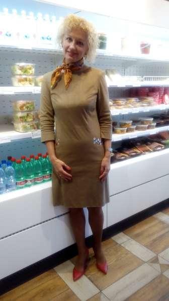 Платье под замшу 44-46 в Москве