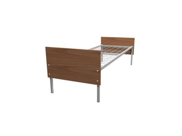 Металлические кровати для лагерей, рабочих, хостелов в Курске