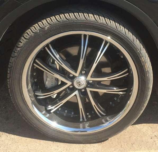 Продаю комплект колёс 22R