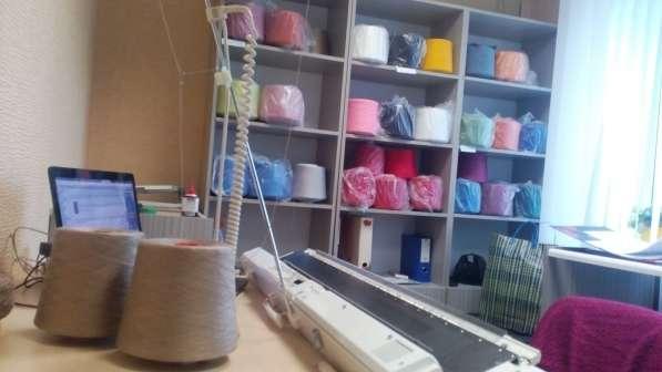 Требуется работник в ателье по изготовлению вязанных изделий