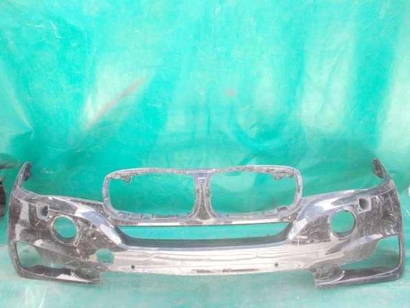 BMW X5 F15 Передний бампер Оригинал б/у