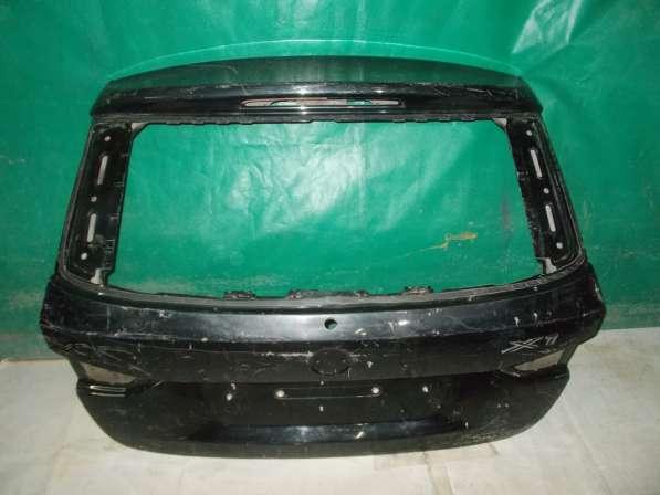 Крышка багажника на BMW X1