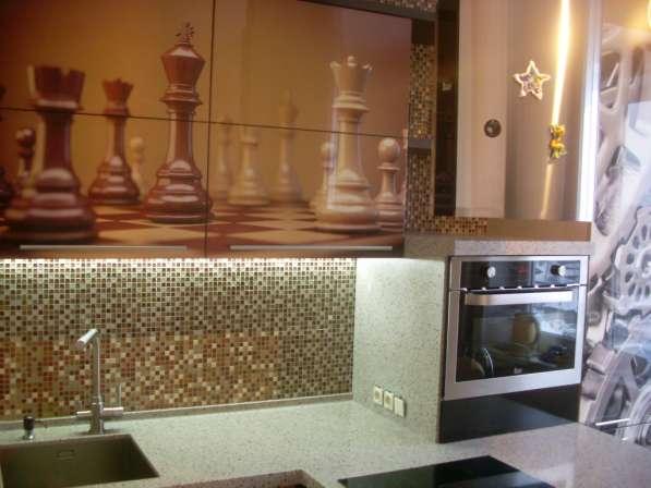 Индивидуальный кухонный гарнитур в Новосибирске фото 10