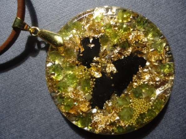 Эзотерические украшения из оргонита в Ижевске фото 4