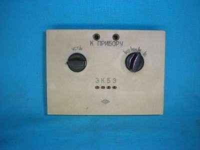 Приставка для проверки транзисторов