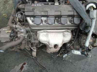 автозапчасти Двигатель HONDA Stream Ci D17A