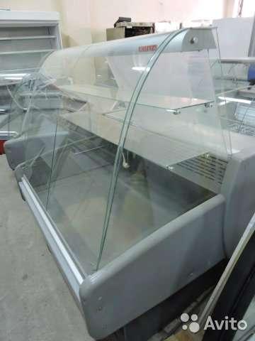 торговое оборудование Холодильная витрина Kifat