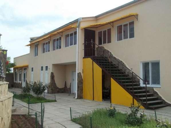Гостевой дом Оазис Евпатория (Заозерное)