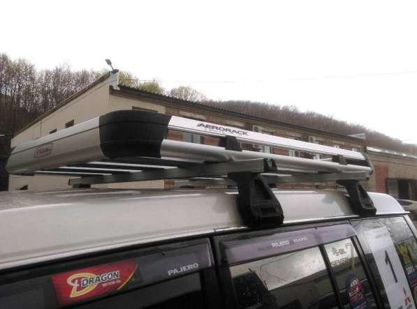 Багажник универсальный (корзина) на крышу 140х100 см (№071) в Владивостоке фото 4