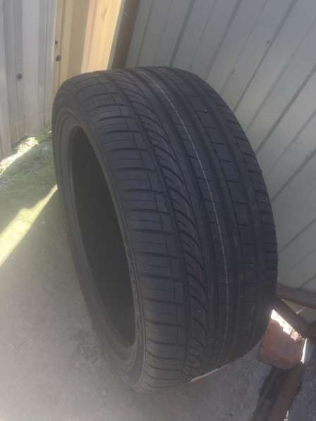 Новые шины 275/45R19