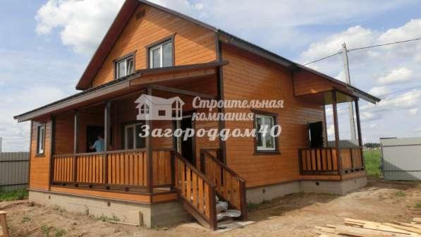 Купить дом на Киевском шоссе с магистральным газом, ИЖС