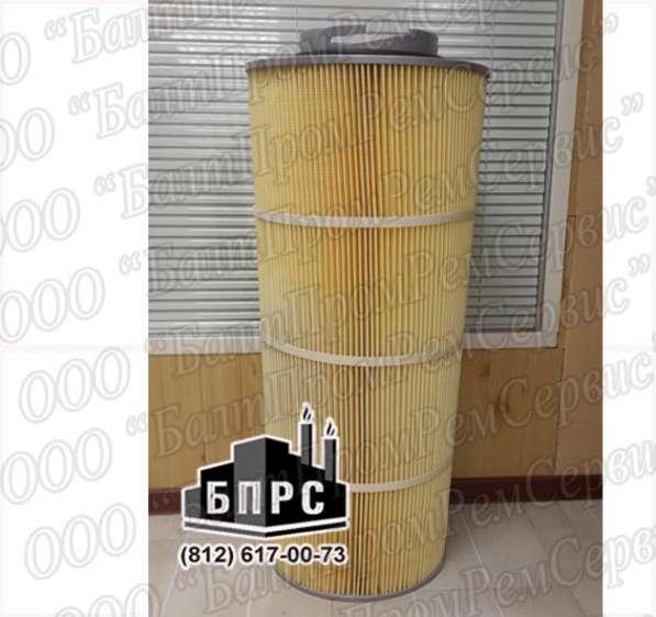 Сменный фильтр АМ 484/1 для порошкового оборудования