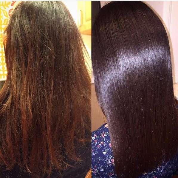 Восстановление волос. Требуются модели