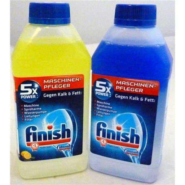 Средство для чистки посудомоечных машин Finish