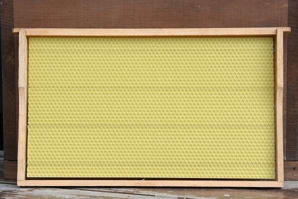 Пчеловодам рамки для ульев в сборе сколоченные с проволкой н в Пятигорске фото 12
