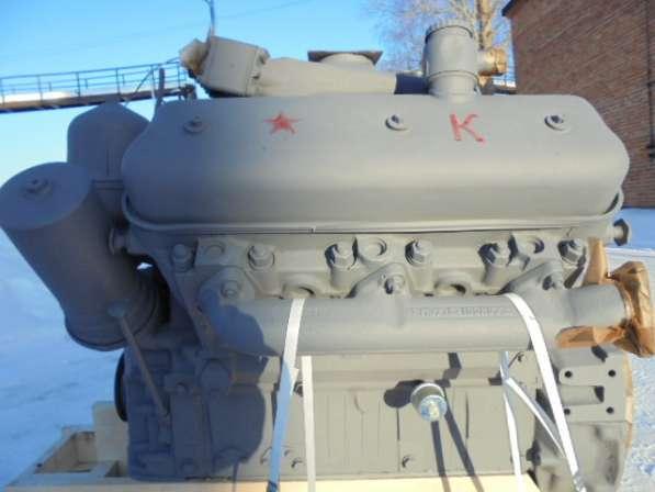 Двигатель ЯМЗ 236 М2 в Екатеринбурге