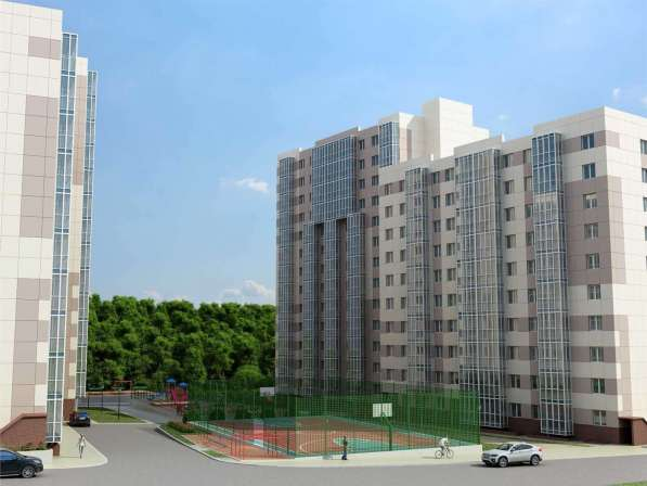 1-к квартира в ЖК Каскад-2