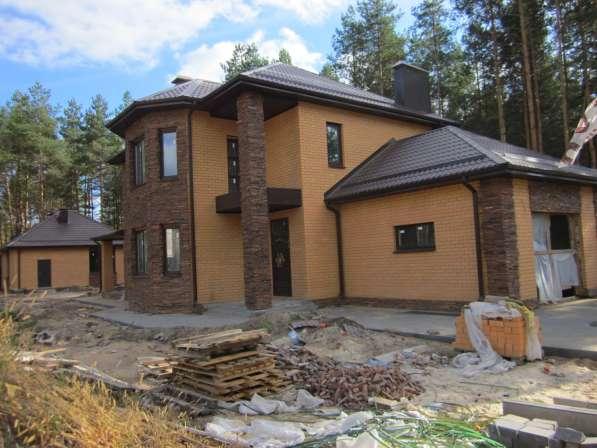 Строительство домов коттеджей, дач под ключ в Воронеже фото 10