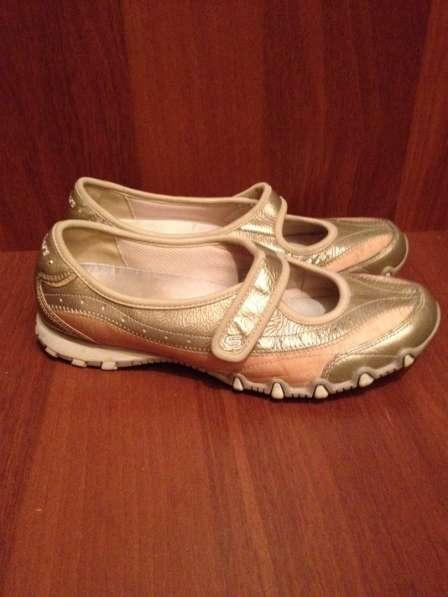 Скетчерс туфли 37,5-38 размер в Москве фото 3