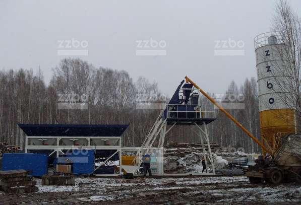 Бетонный завод Компакт 60