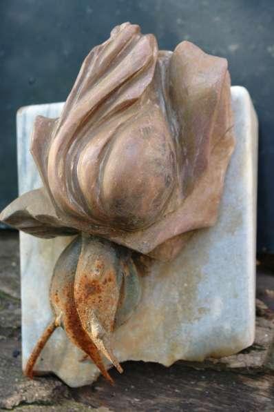 СКУЛЬПТУРА для ландшафта из дерева, камня, метала, памятники в Краснодаре фото 6