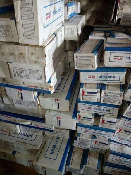 Продаются коронки буровые MITSUBISHI 38MPVS76R55M в Екатеринбурге фото 3