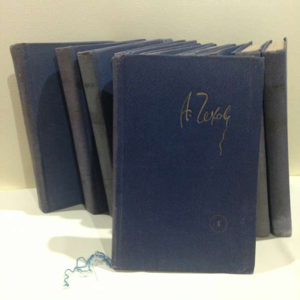 Собрание сочинений Чехова в 12 томах