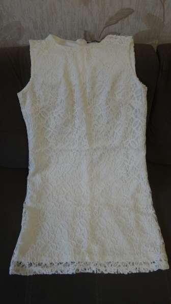 Кружевное платье (торг уместен)