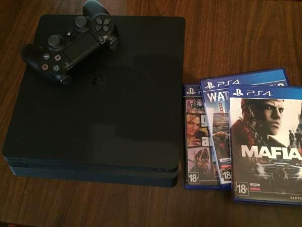 PS4 slim 500g в Адлере